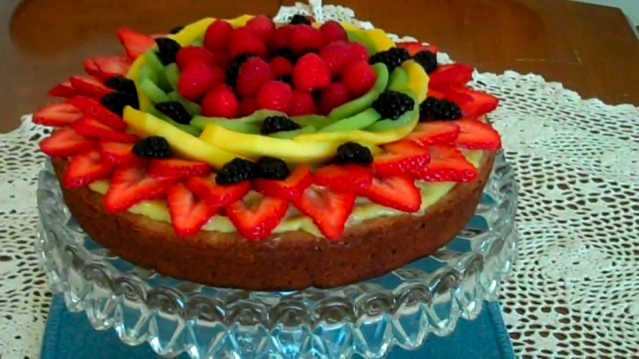 Fruit Topping Recipe For Pound Cake